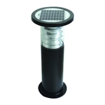 King Sun Solar Garden Light 4.5 Ah 6V Model No KSBLD 1 Bollard