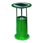 King Sun Solar Garden Light 4.5 Ah 6V Model No KSBLD 3