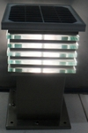 King Sun Solar Garden Light 4.5 Ah 6V Model No KSBLD 6