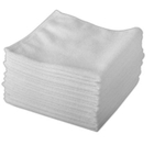 Standard Make Duster Cloth (White) 20 X 20'' (Pack Of 12 Pcs.)