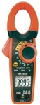 Extech EX-730 Digital AC/DC Clamp Meter True RMS 800 A 600 V