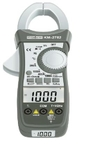 Kusam Meco KM 2782-T Digital AC/DC Clamp Meter True RMS 1000 A 750 V