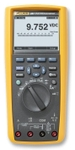 FLUKE 287 MULTIMETER, DIGITAL, HAND HELD, 50000