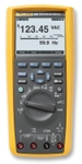 FLUKE 289 MULTIMETER, DIGITAL, HAND HELD, 50000