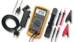 FLUKE 88V/A MULTIMETER, DIGITAL, HAND HELD