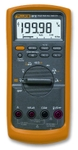 FLUKE 87V MULTIMETER, DIGITAL, HAND HELD, 6000