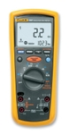 FLUKE 1587 MULTIMETER, INSULATION, HAND HELD