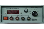 Sigma Digital Micro Ohm Meter (Measuring Range 2000? To 20K Ohm)