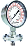 Airmaster DC 25 Kg/cm² 100 Mm SS Pressure Gauge With Clamp & Gasket