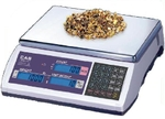 CAS EC Measuring Capacity 3 Kg Counting Scale Table Top