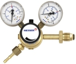 Messer MS77051882 Gas Type: Helium, Tornado Heavy Duty Pressure Regulator With Outlet Pressure Gauge