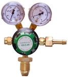 HMP ISI Single Stage D/M Regulator Argon - 100-D-AR(Max. Outlet Pressure 0-2 Bar) - Max. Flow 60 Lpm