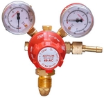 HMP 49 AC Double Stage Regulator Acetylene