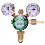 HMP ISI Double Stage D/M Regulator Argon - 49 AR(Max. Outlet Pressure 0-8 Bar) - Max. Flow 600 Lpm