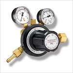 HMP DURABLE HL Double Stage Durable Regulator Helium