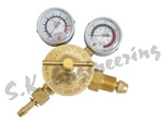 Sharpcut S-2CO23 Double Gauge Co2 Single Stage Pressure Regulator