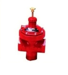 "Vanaz (V-4307) Slam Shut - Off Valve (End Connection- 1.5"" FLANGED END)"