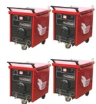 Ador Welding Double Mustang - 250 Three Phase Arc Welding Transformer 92 Kg
