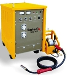 Roteck IGBT MIG 400 G 400 A 28 Kg Mig/Mag/MMA Welding Outfit